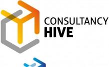 Consultancy Hive logo design